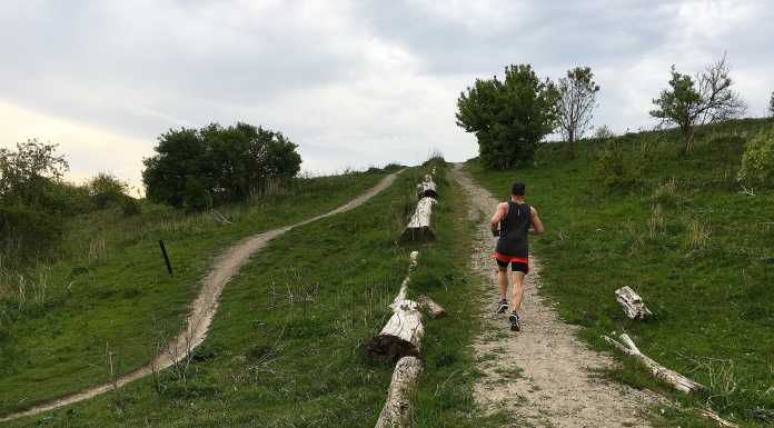 Zo train je voor een obstacle run