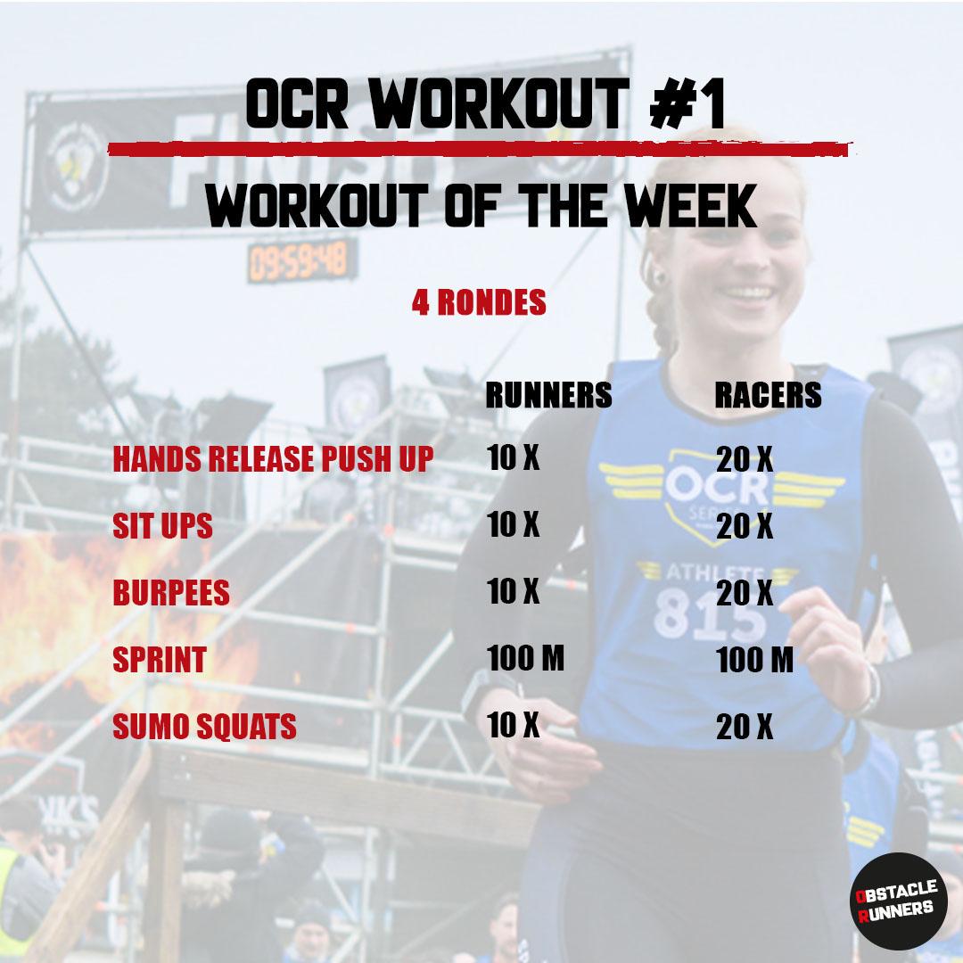 OCR workout 1