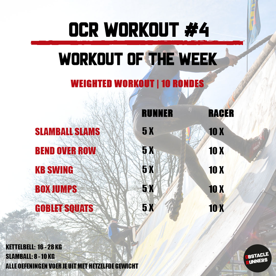 OCR workout 4