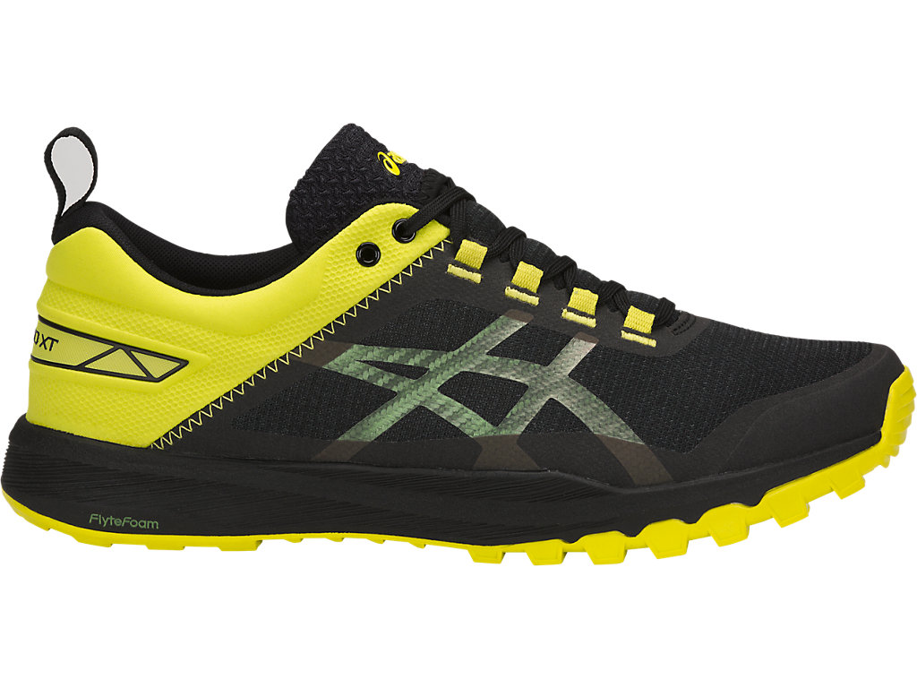 asics trailschoenen heren