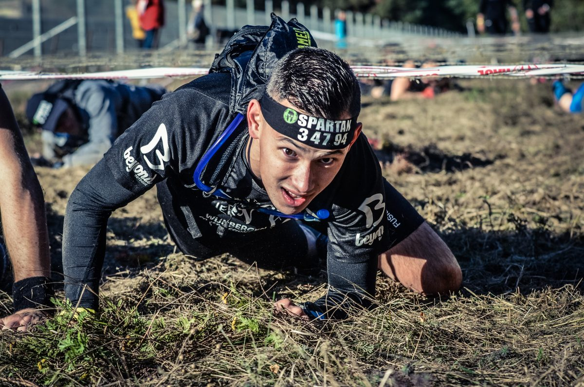 jimmy - Spartan Berlijn 2018 Trifecta