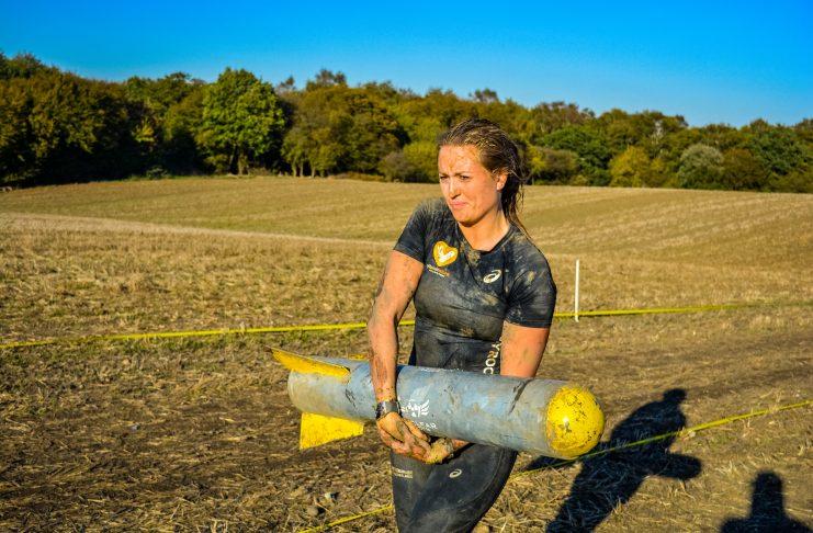 Mindset tips obstacle running